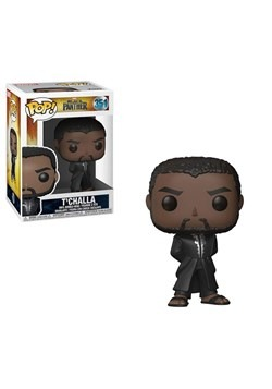 Pop! Marvel: Black Panther- Black Panther Robe upd