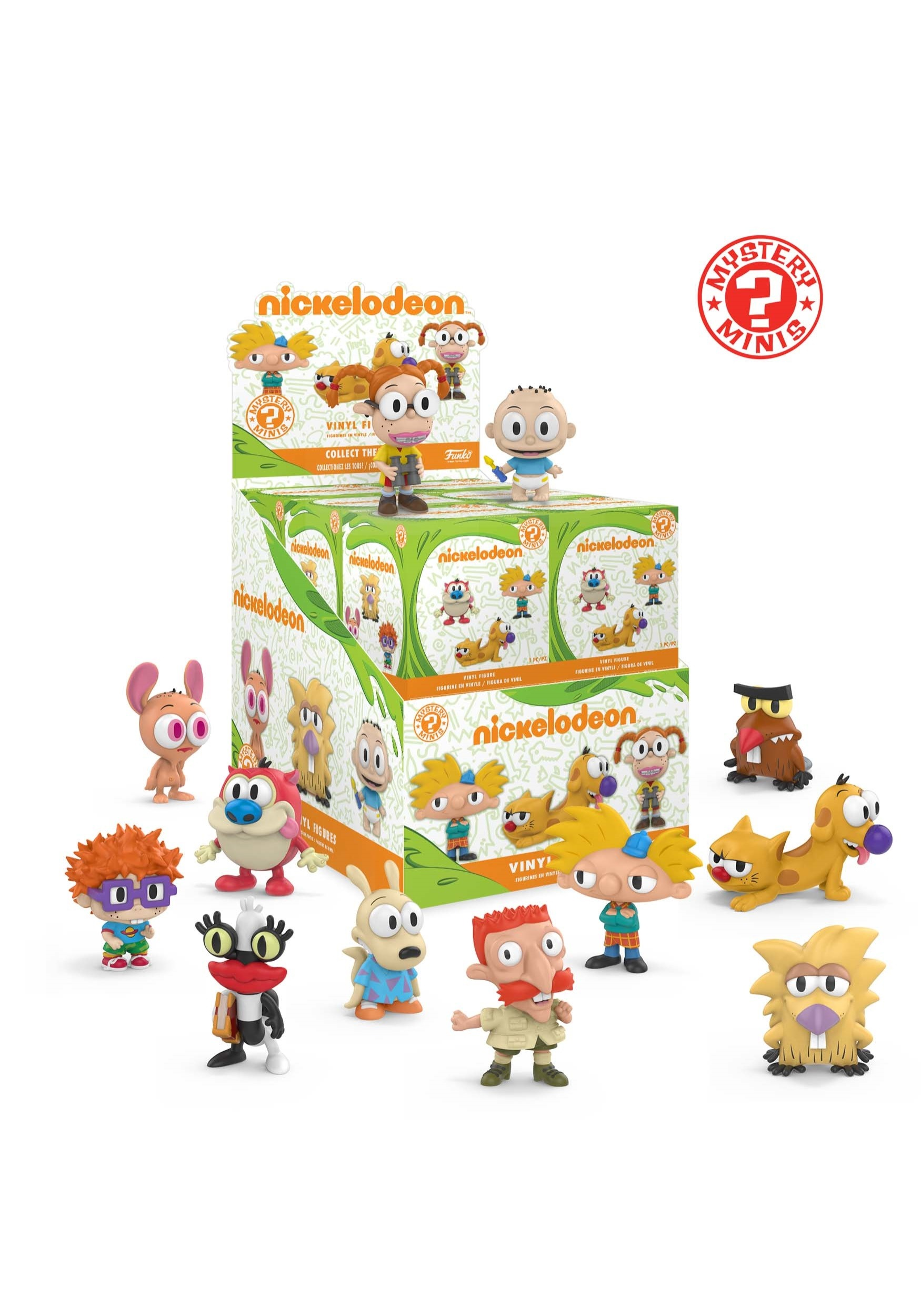 Funko Mystery Mini Dr Seuss THING ONE 1 New In Hand