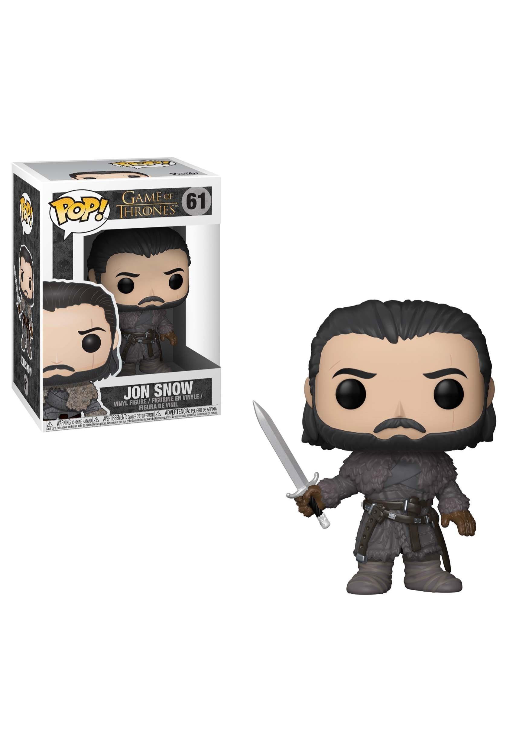 POP! TV: Game of Thrones- Jon Snow Vinyl Figure FN29166