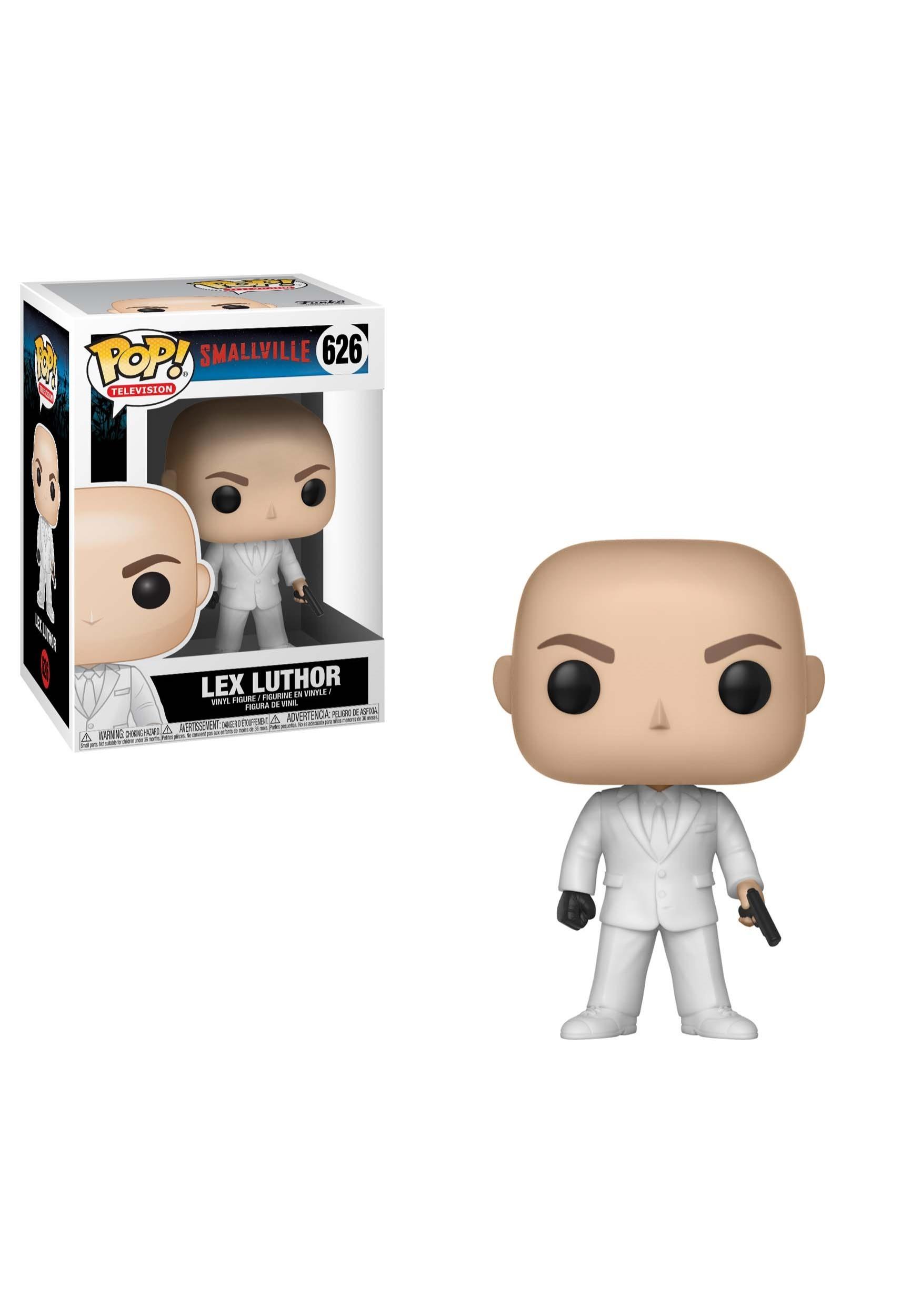 Lex Luthor Funko POP Figur Smallville