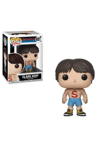 Pop! TV: Smallville- Clark Kent Shirtless