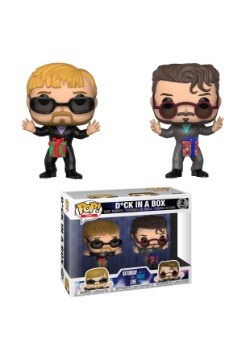 Pop! TV: SNL D*ck in a Box 2 Pk