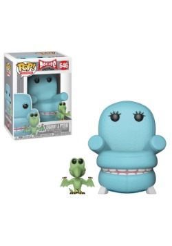 Pop! TV: Pee-wee's Playhouse- Chairry with Pterri Figure