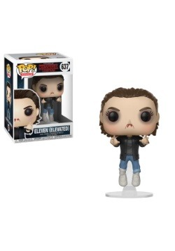 Pop! TV: Stranger Things- Eleven Elevated Figure