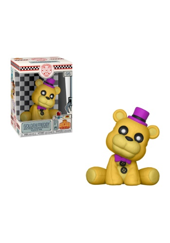 Vinyl Figure: Five Night's At Freddy's- Golden Fre