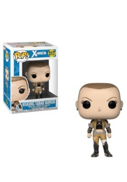 POP! Marvel: Deadpool Parody: Negasonic Teenage Warhead Bobb