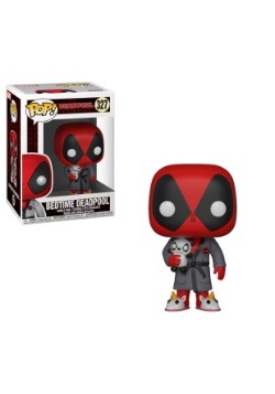 Pop! Marvel: Deadpool Playtime: Deadpool in Robe