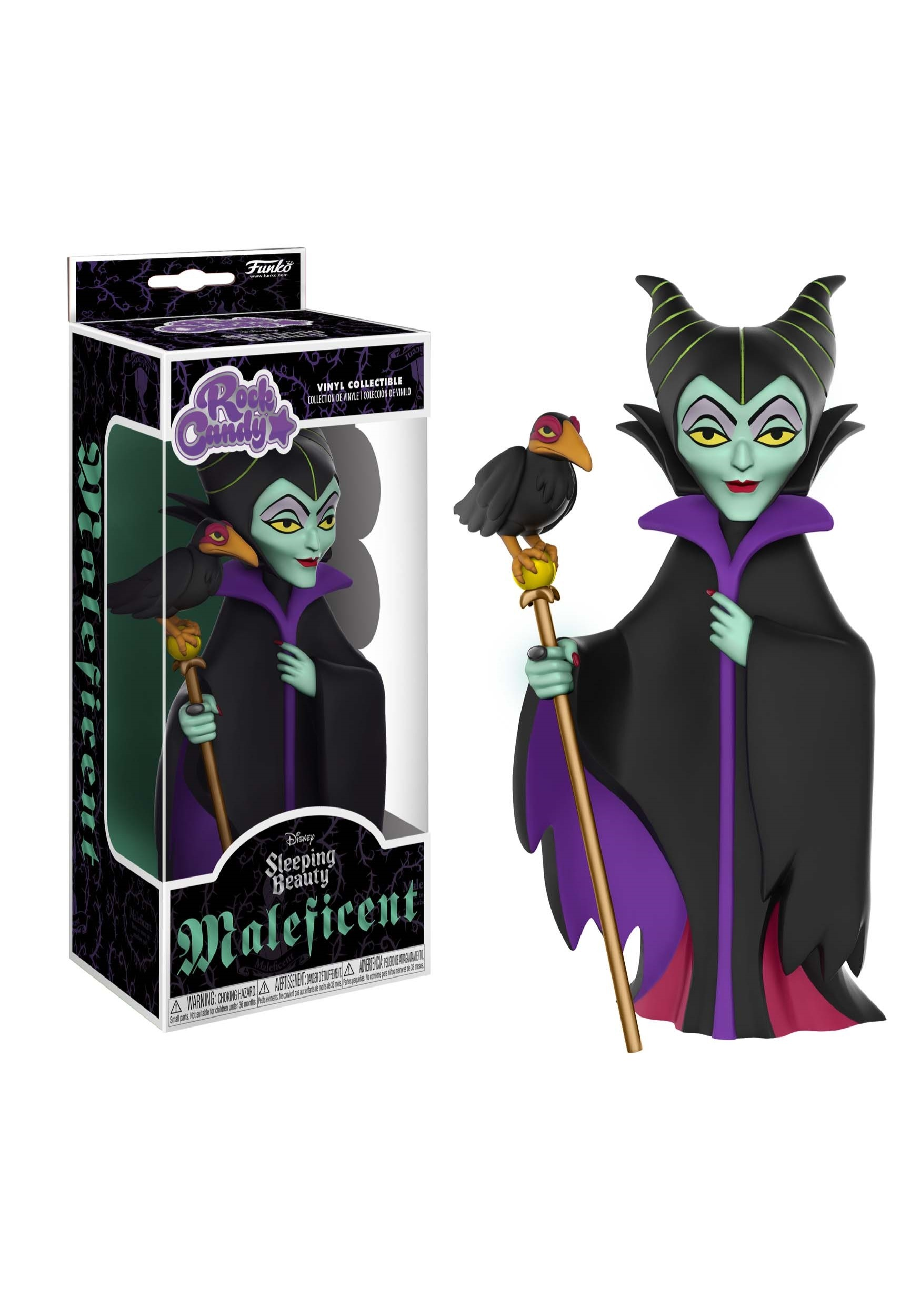 Rock Candy: Disney - Maleficent Figure FN21733