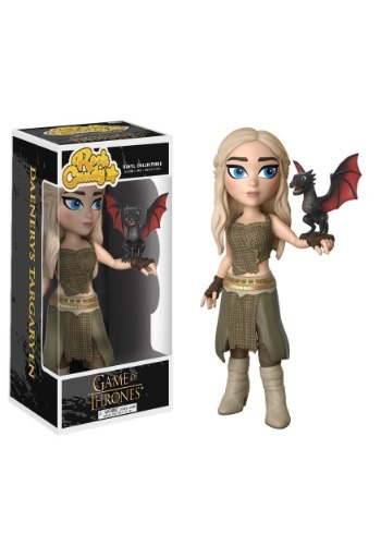 Rock Candy: Game of Thrones- Daenerys Figure