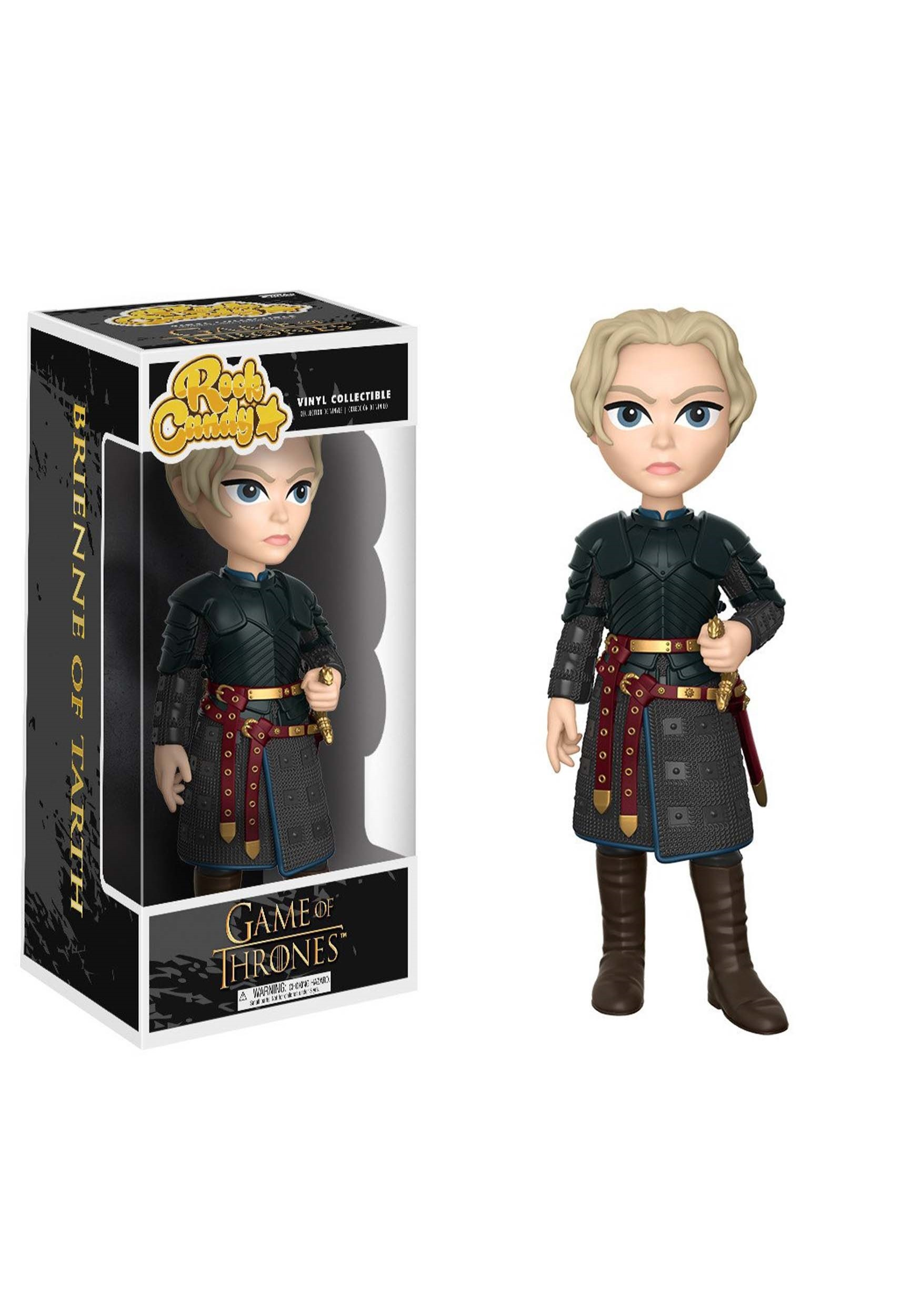 Rock Candy: Game of Thrones - Brienne of Tarth Figure FN14951