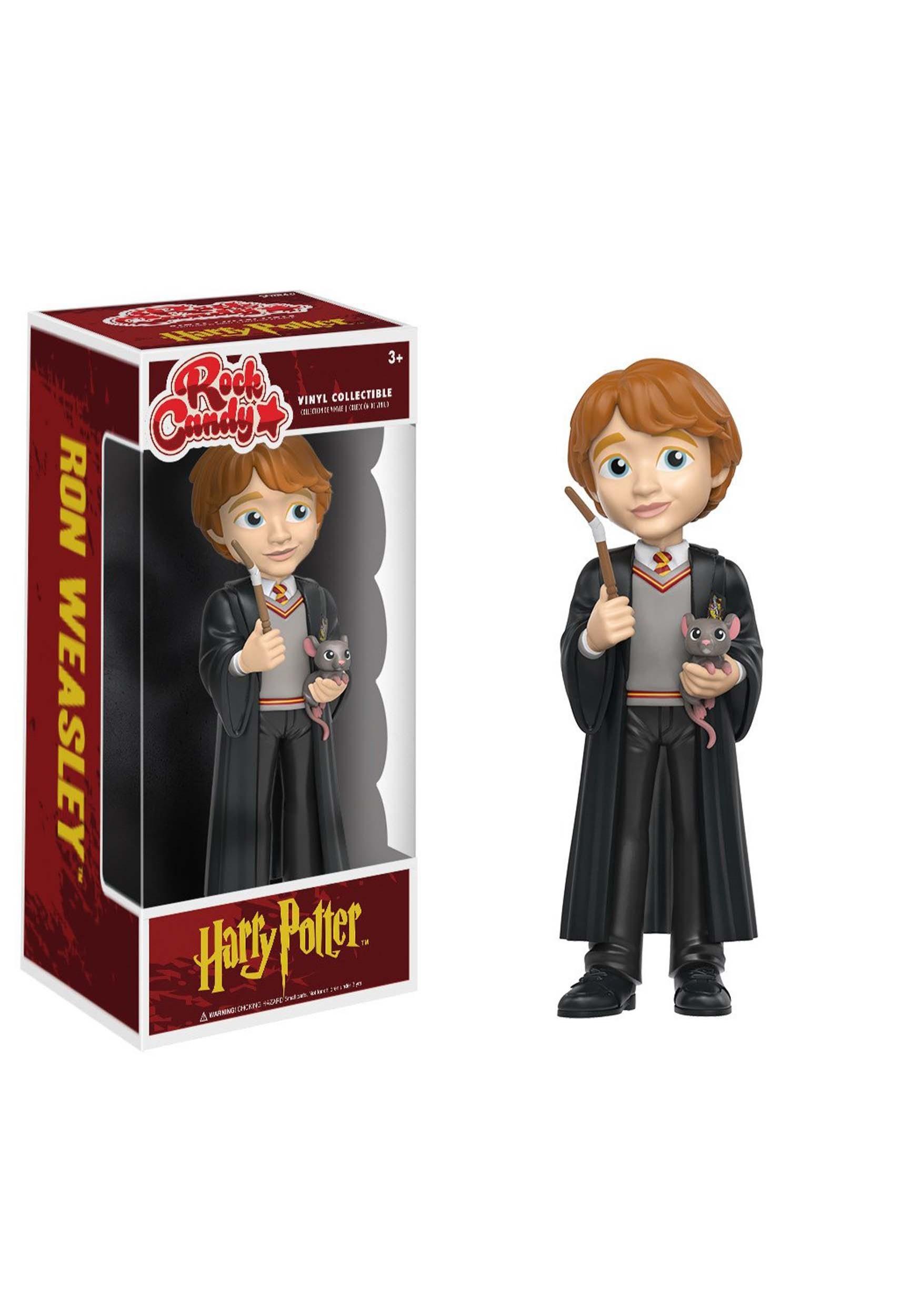 Rock Candy: Harry Potter - Ron Weasley Figure FN14072