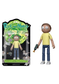 "FUNKO Rick & Morty - Morty 5"" Articulated Action Figure"