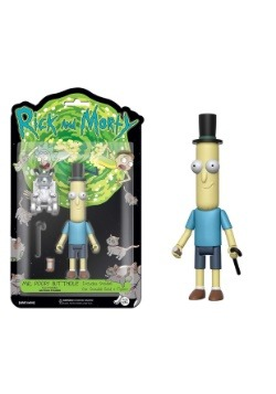 "FUNKO Rick & Morty - Poopy Butthole 5"" Articulated"