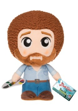 Funko SuperCute Plush: Bob Ross