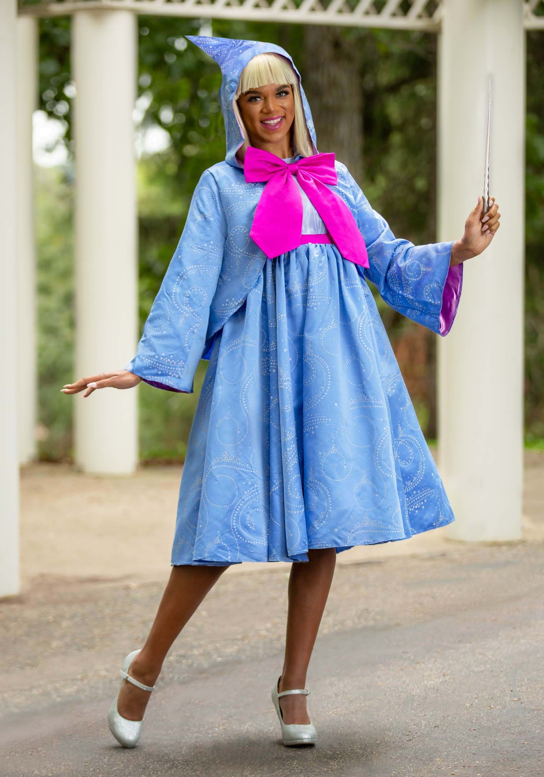 Disney S Fairy Godmother Costume For Women