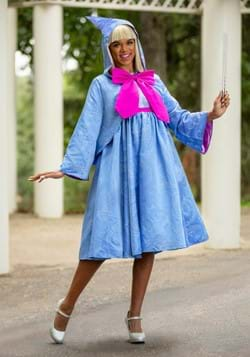 Women's Fairy Godmother Costume2