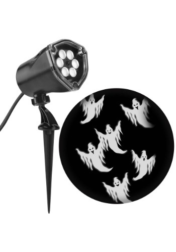 Halloween Lightshow Projection Ghost Decoration