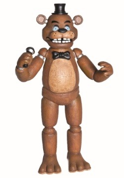 Animated Five Nights Freddy Halloween Decoration