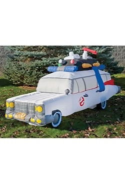 Inflatable Ghostbusters Ecto-1 Car Decoration upd