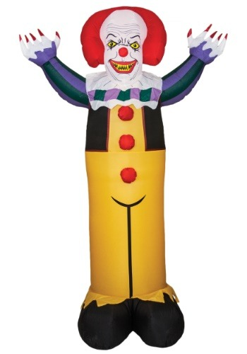 IT Inflatable Halloween Pennywise Decoration