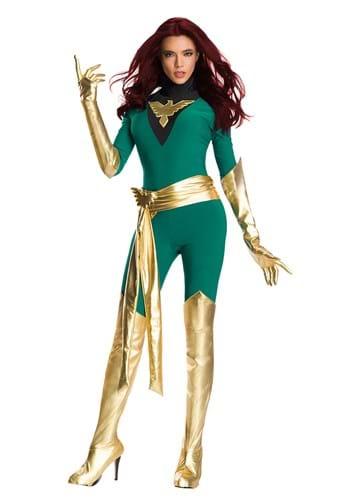 Ladies Premium Jean Grey Phoenix Costume update