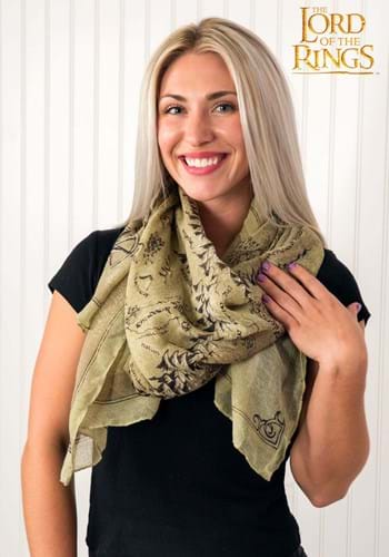 Lord of the Rings Middle Earth Lightweight Scarf