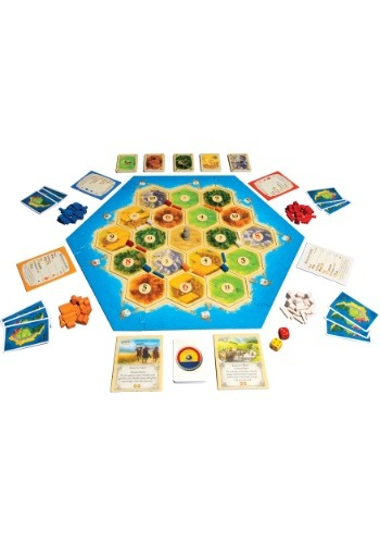 Catan Board Game- 5th Edition
