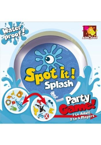 Spot It! Splash Party Game