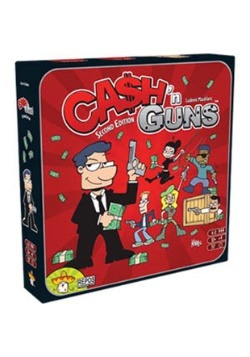 Cash n Guns Party Game 2nd Edition