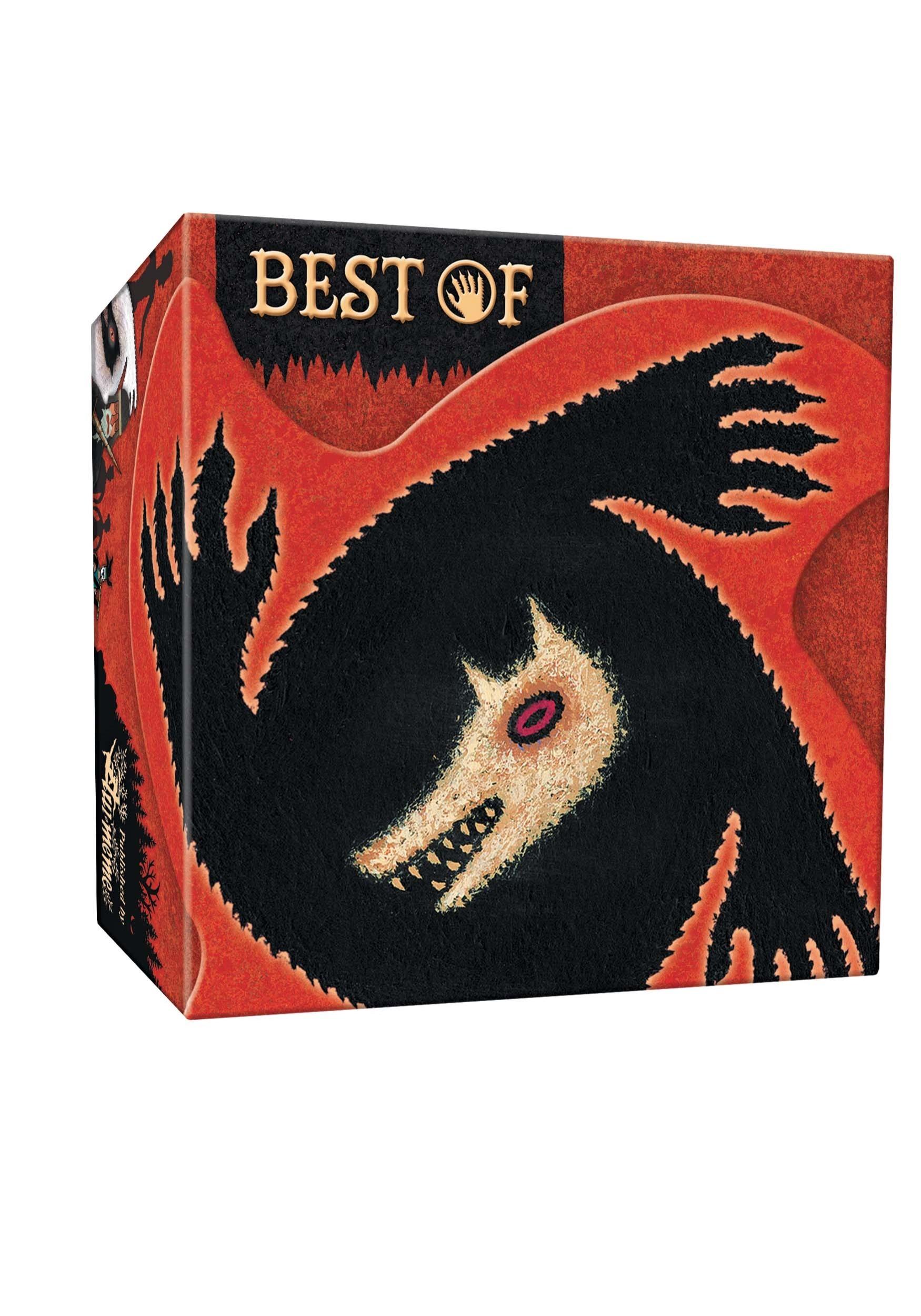 Best of Werewolves of Miller's Hollow Card Game