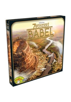 7 Wonders Board Game: Babel Expansion
