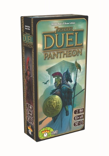 7 Wonders Duel: Pantheon Game Expansion