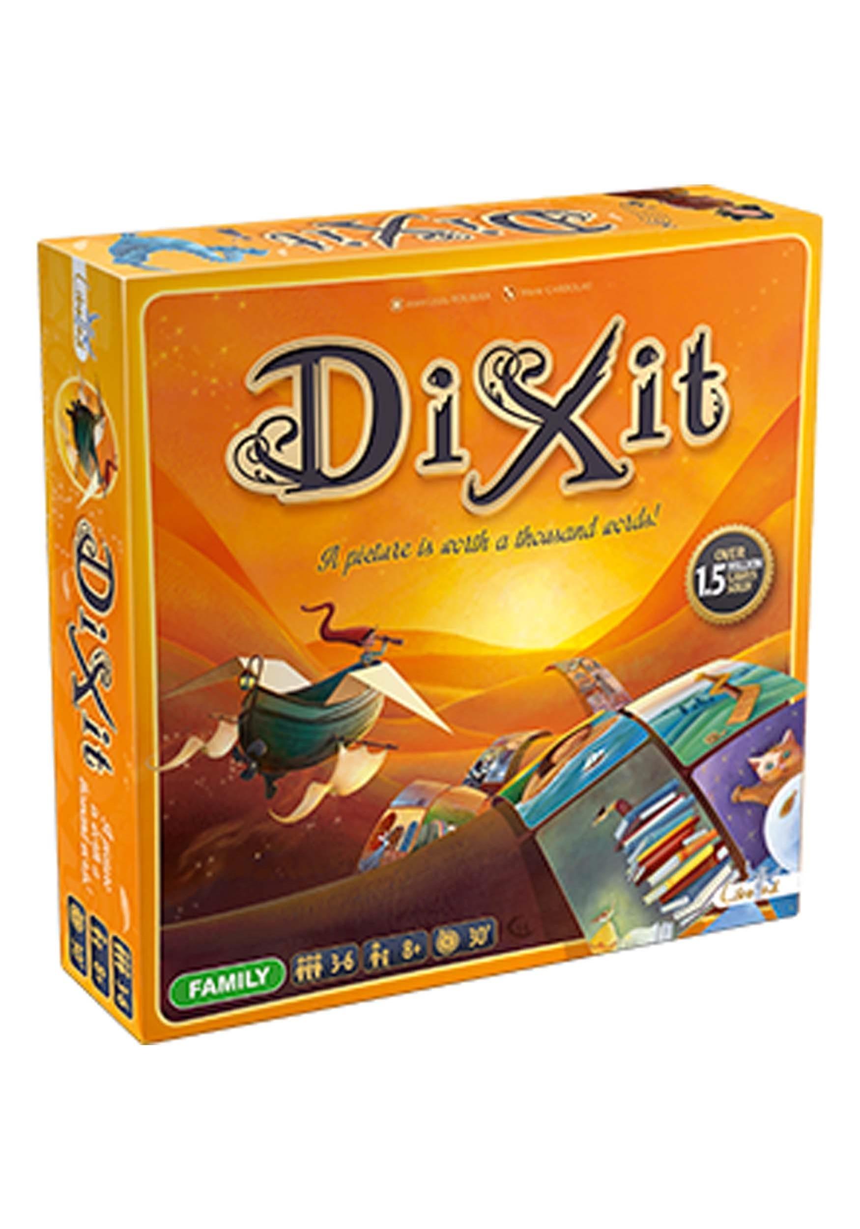 Dixit Card Game
