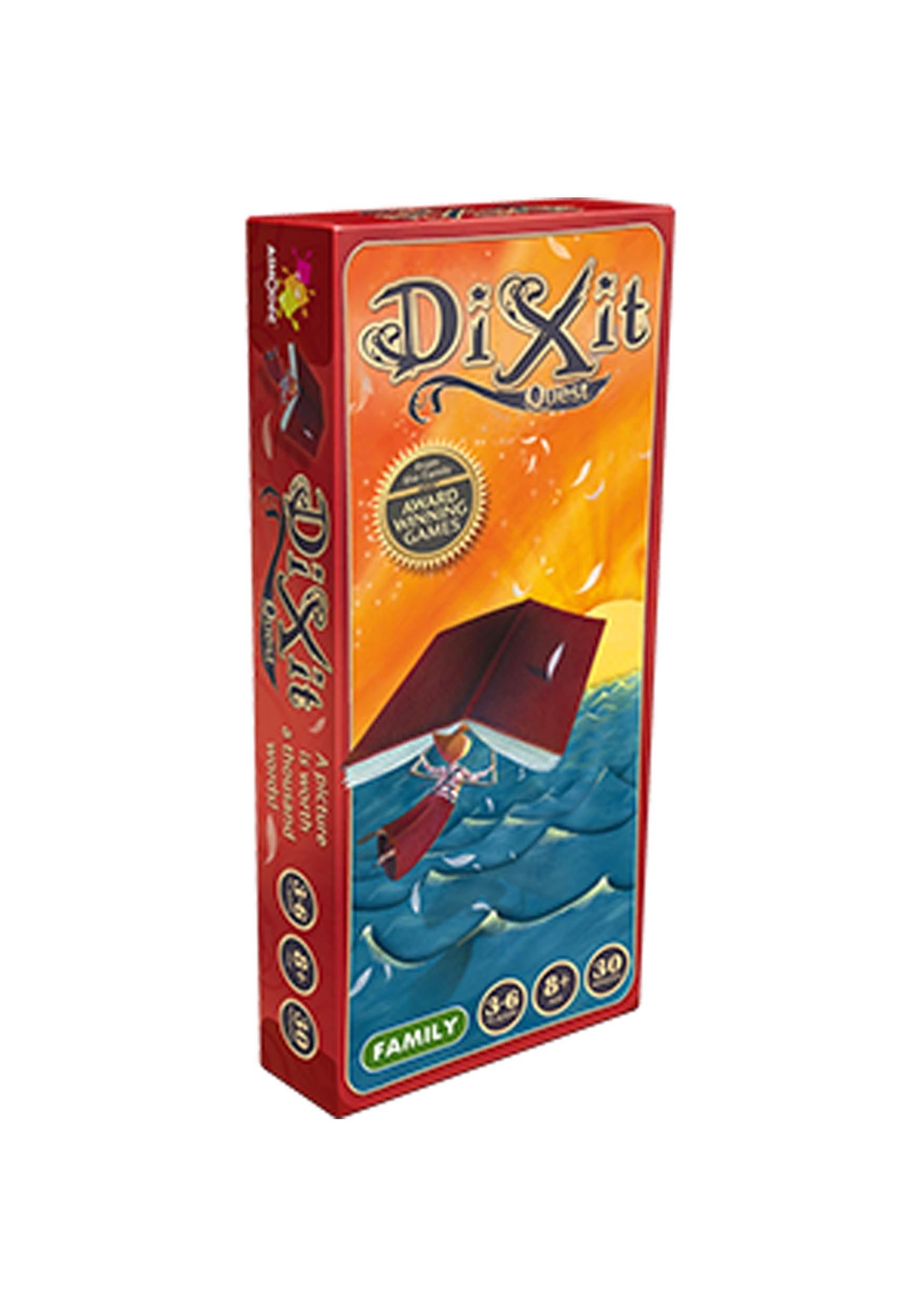 Dixit: Quest Game Expansion