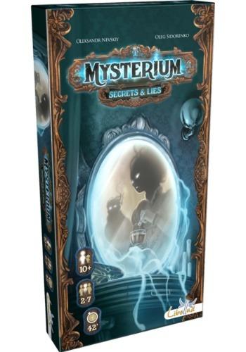 Mysterium: Secrets & Lies Board Game Expansion