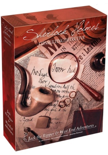 Sherlock Holmes Jack the Ripper