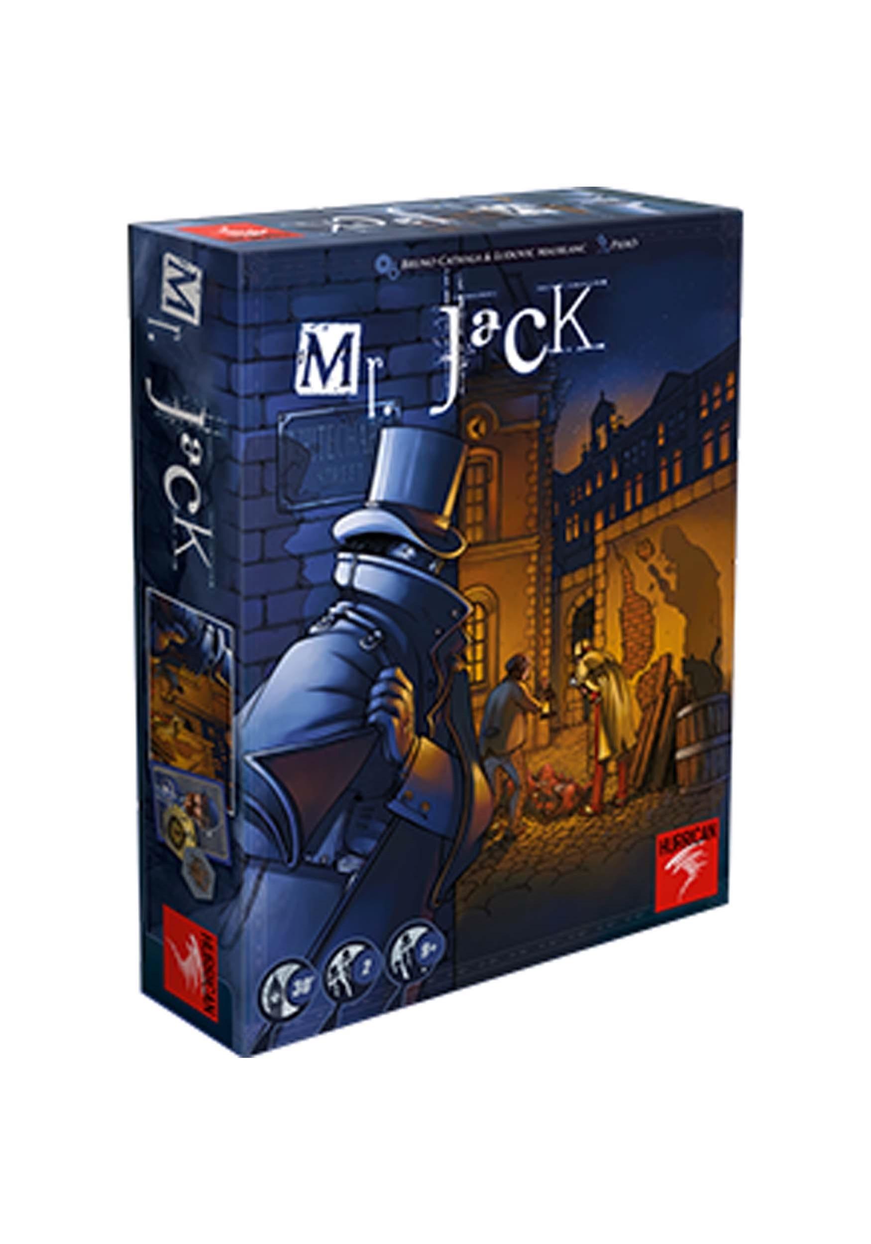 Mr. Jack Board Game Revised Edition