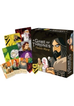 Game of Thrones: Hand of the King Card Game