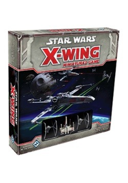 Star Wars: X-Wing Miniatures Board Game Core Set