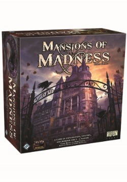 Mansions of Madness Board Game 2nd Edition