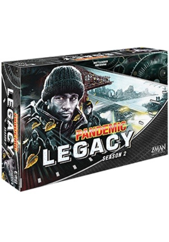 Pandemic: Legacy Season 2 Black Edition