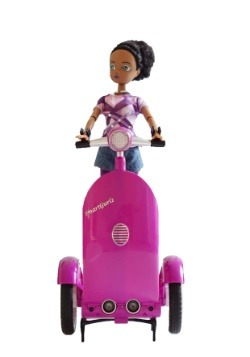 SmartGurlz Zara Doll with Purple Siggy2