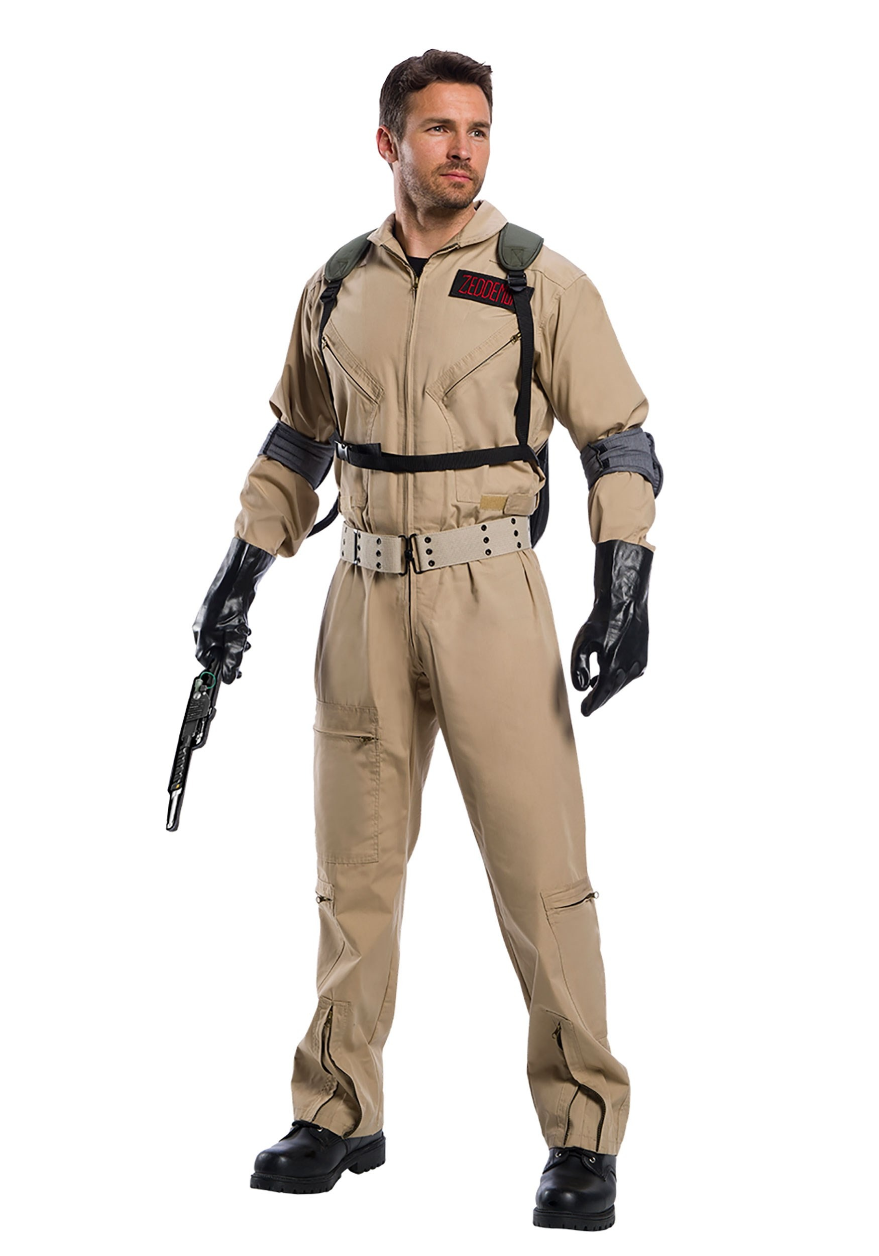 a6ea8c558d8 Premium Ghostbusters Costume for Adults