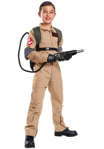 Kids Premium Ghostbusters Costume Update 1