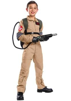 Kids Premium Ghostbusters Costume Update 1