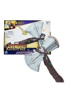 Avengers: Infinity War Marvel's Stormbreaker Electronic Axe2