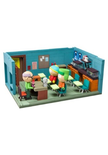 South Park Mr. Garrison Kyle and Cartman Classroom