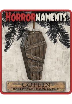 Horrornaments Coffin Molded Ornament