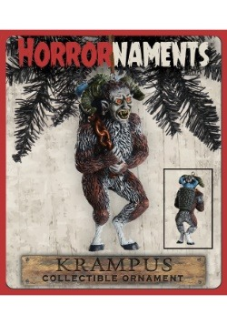 Horrornaments Krampus Molded Ornament
