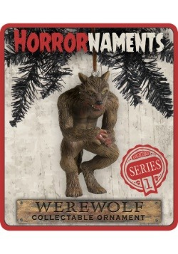 Horrornaments Werewolf Molded Ornament